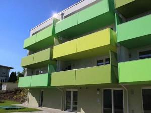 WOHNHAUS Anlage Lebensäume Freistadt